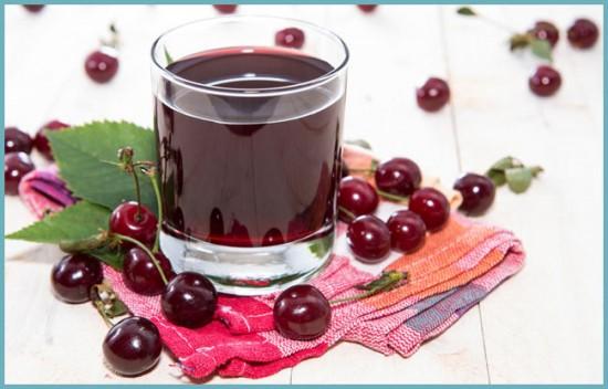 как принимать вишневый сок