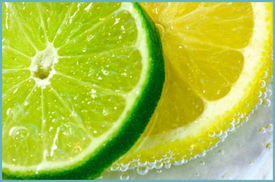 состав лимона и лайма