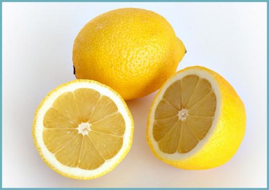 где используется лимон