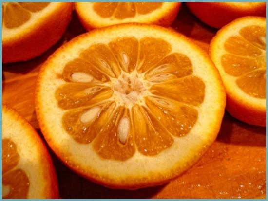 виды апельсинов