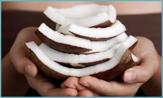 полезные вещества в кокосе