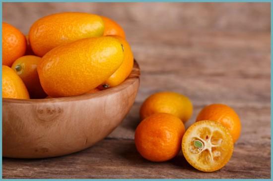 Вкус кумквата очень напоминает апельсин