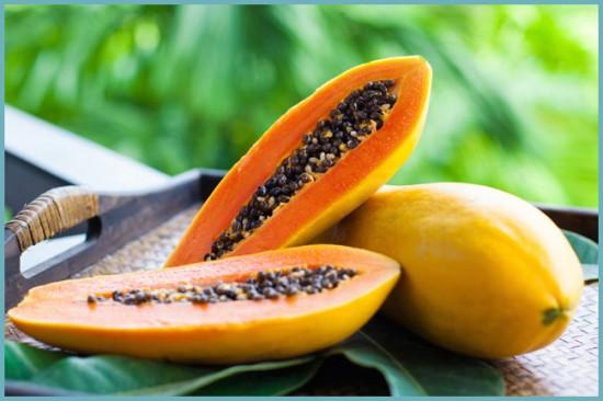в чем польза папайи