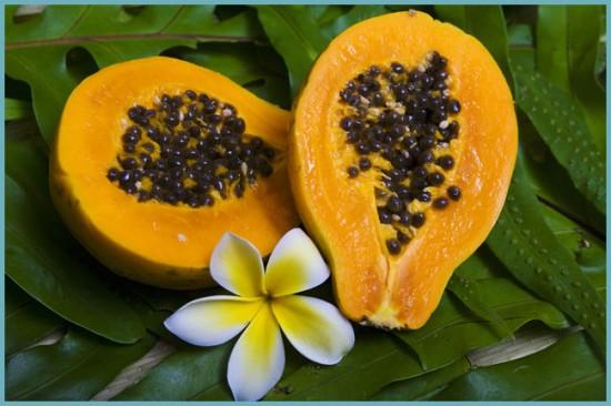 при каких заболеваниях полезна папайя