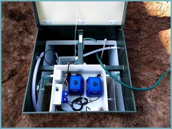 модели станций биологической очистки