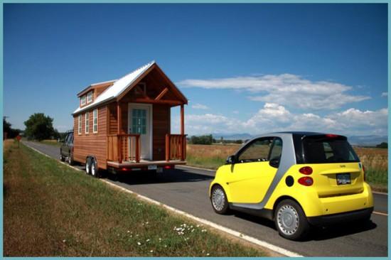 регистрация дома на колесах