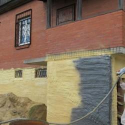 утеплить фундамент частного дома