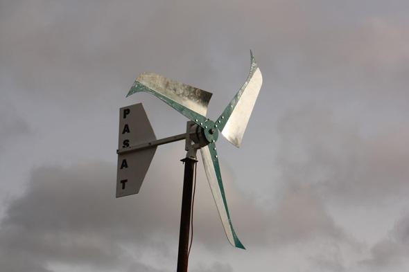 Как сделать однофазный ветрогенератор фото
