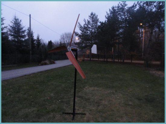 как установить ветрогенератор