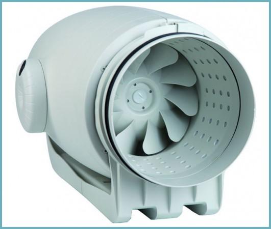 виды устройств для вентиляции дома