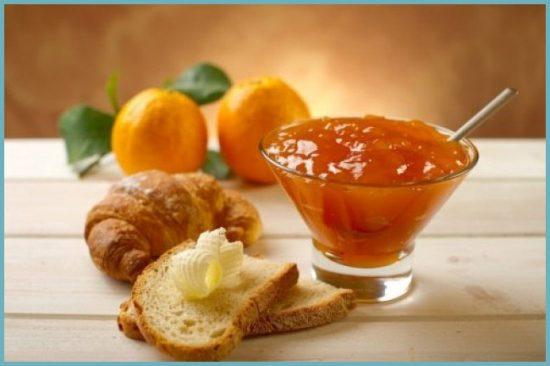 как готовить джем из апельсинов