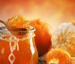 Сладости из мандаринов