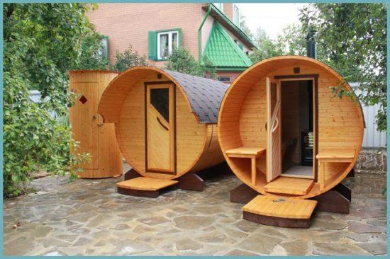 мини-баня