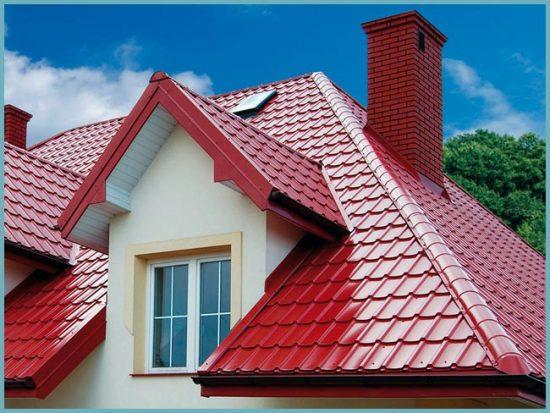 как монтировать крышу