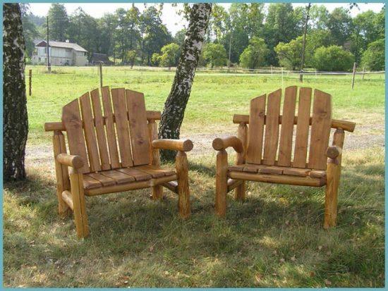 садовые кресла своими руками
