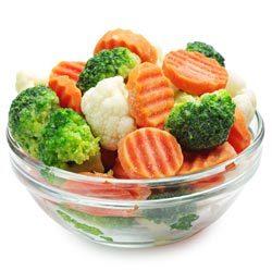 Какие овощи можно заморозить на зиму