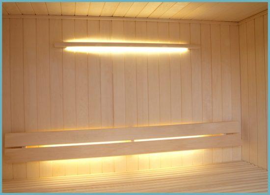 лампа для бани