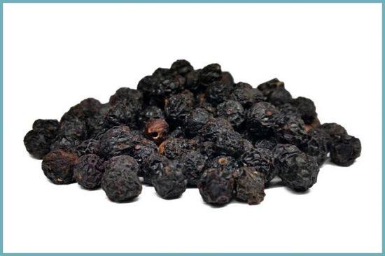 применение ягод черемухи