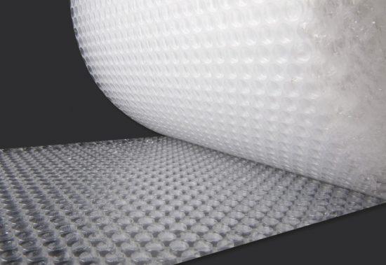 пленка воздушно пузырьковая для теплиц и парников