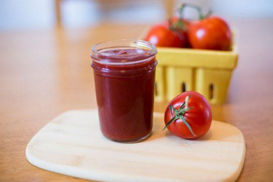 как сварить красный соус