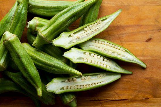 заготовки из овощей