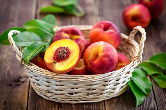 витамины в нектарине