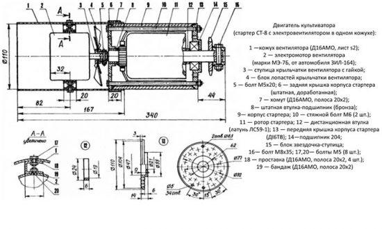 электрокультиватор