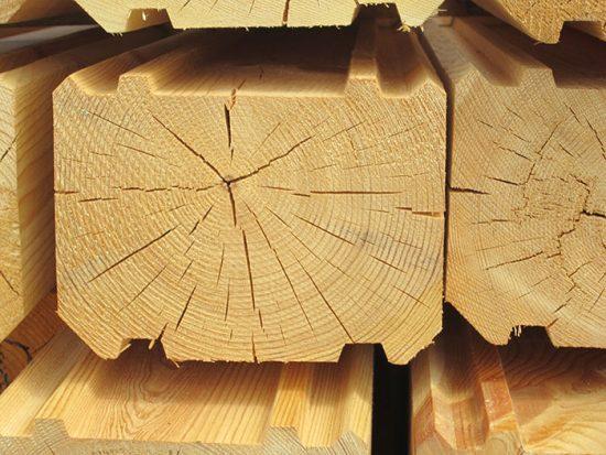 как строить из дерева