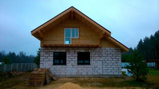 комбинированные постройки