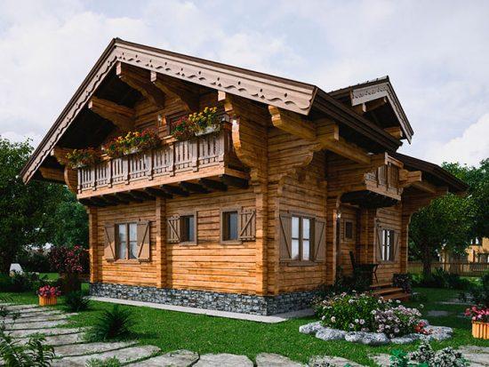 виды проектов частного дома