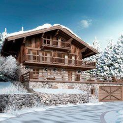 дом альпийских пастухов