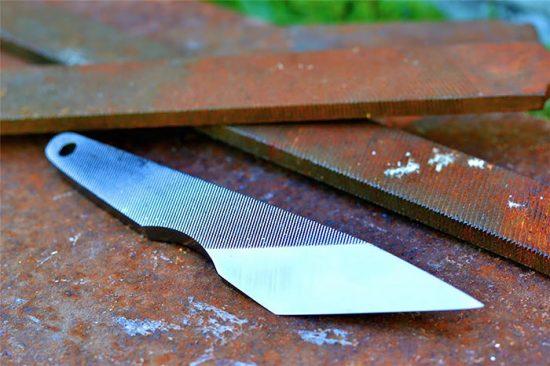 заготовка для ножа
