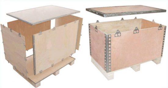 короб для хранения инструментов