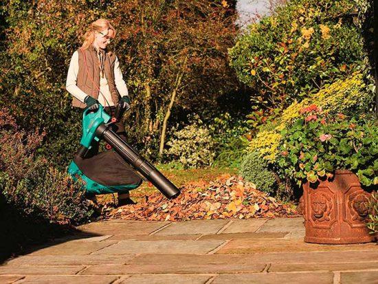 пылесос для листьев