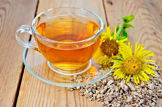 чай из девясила