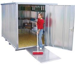 металлический контейнер для хранения