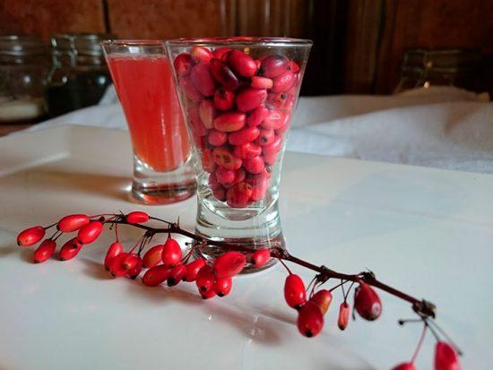 сок барбариса