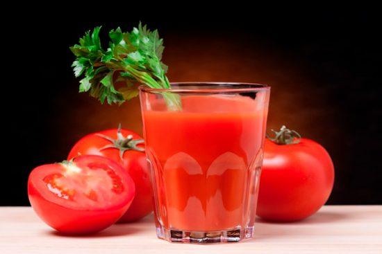 сок из томата