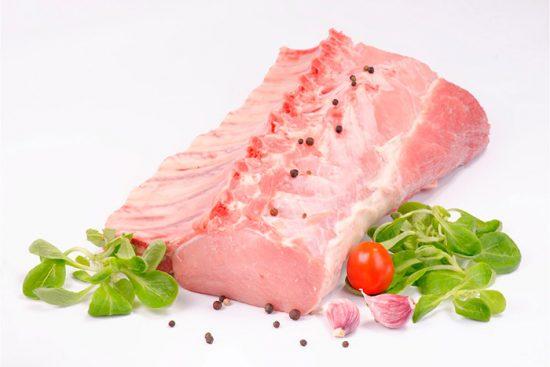 свинное мясо