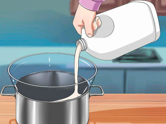 как хранить молоко