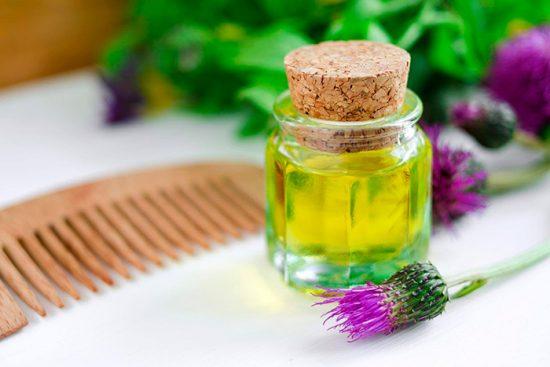 натуральное масло в косметологии
