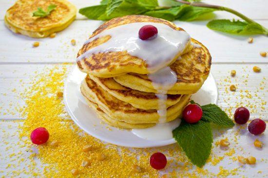 выпечка на завтрак