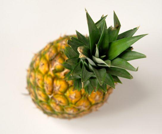 хвостик ананаса