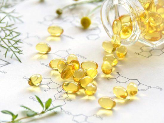 растительные масла в медицине