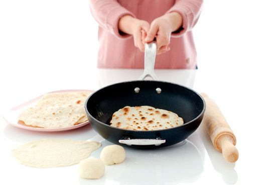 как готовить лепешки