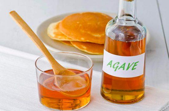 сладкий сироп из агавы