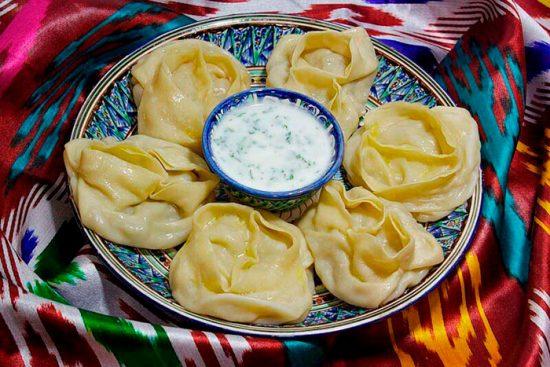 узбекское блюдо