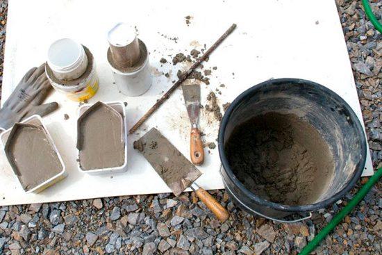 шаблон для изделий из бетона