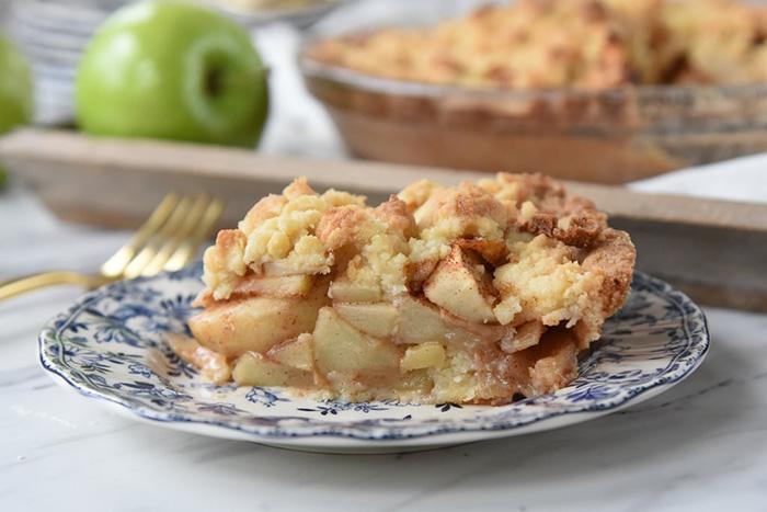 яблочный пай рецепт с фото кальяном кальян