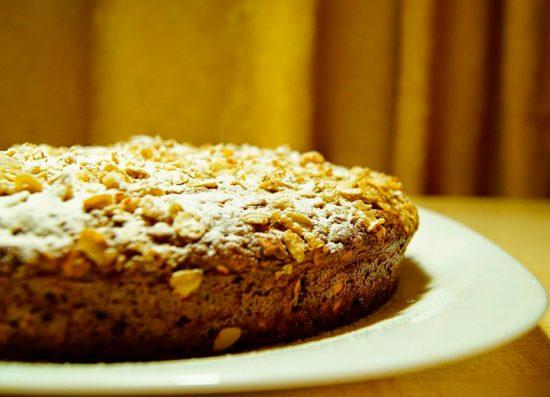 пирог правильного питания